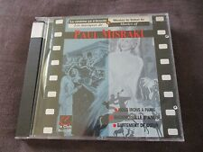 Cd PAUL MISRAKI : NOUS IRONS A PARIS / MADEMOISELLE S'AMUSE / BATTEMENT DE COEUR