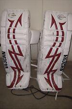 PHOENIX COYOTES Ilya Bryzgalov game-worn Vaughn goalie leg pads (2009-10 season)