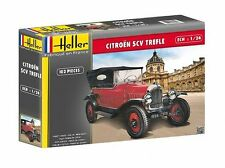 1 24 Heller Citreon Trefle kit modelo.