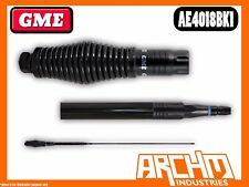 GME AE4018BK1 UHF 95 CM BLACK A2002 SPRING FIBREGLASS 477 MHZ ANTENNA 6.6 DBI