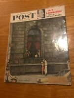 Saturday Evening Post August 27 1960 Art Linkletter Norman Rockwell