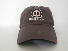 Barbeque Embroidered Adjustable Hat