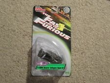 Racing Champions The Fast And The Furious 1994 Acura Integra Type-R Black 2003
