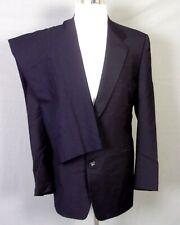 euc Canali Loro Piana Tasmanian Super 100's Wool Canvassed 2 Pc Suit Italy 40 L