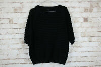 COS Black Jumper size L