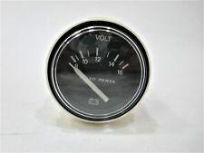Volvo Penta 863930 Marine Boat Engine Motor Voltmeter Volt Gauge *NEW*FREE SHIP*
