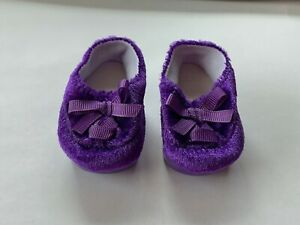 """American Girl 18"""" Doll Retired Julie New Years Eve Outfit Platform Shoes ONLY"""