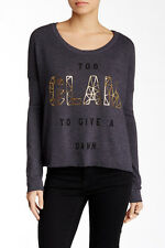 NWT- Junk Food Too Glam  Sweatshirt Size XS