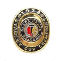 NHL 1938 Chicago Blackhawks Championship rings