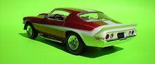 1970 camaro ss 1/25 baldwin motion waterslide decal sheet black white stripe