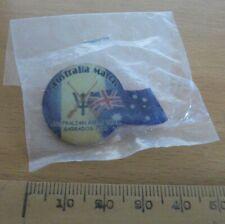 Shooting pin badge - Australian Rifle Team to Barbados 2013