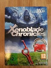 Xenoblade Chronicles + Red Controller Box Set - Nintendo Wii - New & Sealed