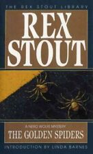Golden Spiders by Rex Stout 9780553277807 (Paperback, 1995)