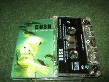Bush - The Science Of Things (cassette)