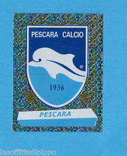 PANINI CALCIATORI 2000/2001- Figurina n.526- PESCARA - SCUDETTO/BADGE -NEW