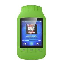 HOTT MINI Clip 8G MP3 Player Music Video Sport Pedometer Bluetooth FM Radio Y1I9