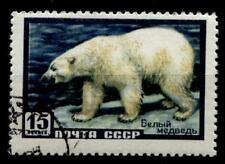 Eisbär. 1W. Gest. UdSSR 1957