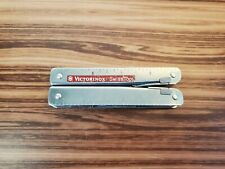 Stainless Victorinox Swiss Army SwissTool Multi Tool Great Condition!  005u