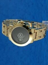 60s 70s unusual futuristic space age rare old style modern disc disk watch 82