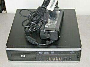 HP Compaq 8000 Ultra Slim Core2 Duo 4gb No HD