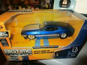 JADA BIG TIME MUSCLE CAR 2007 SHELBY GT-500 1/24