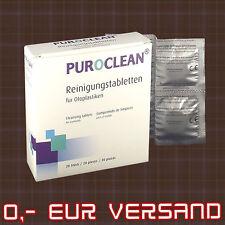PUROCLEAN® 20 Reinigungstabletten Pflegemittel Reinigung für Hörgerät Starkey
