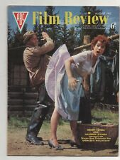 ABC FILM REVIEW  Magazine Aug 1963 Henry Fonda Maureen O'Hara Spencers Mountain