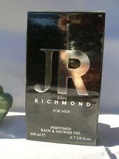 John Richmond FOR MEN  Perfumed  BATH & SHOWER GEL 200 ml RARE ORIGINAL RARE