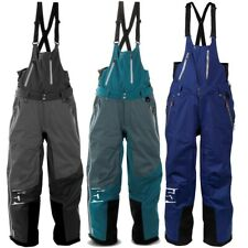 509 Men's Stoke Uninsulated Snowmobiling Shell Bibs Black Ops, Blue Stone, Navy