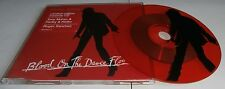 MICHAEL JACKSON - 'BLOOD ON DANCE FLOOR' - LIMITED EDITION RED CD SINGLE