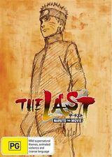 The Last - Naruto The Movie (Blu-ray, 2015)