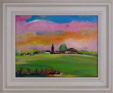 Moderne Kunst Expressionismus Ernst Fermen *1947 verz. - Oldenburg-Vechta xxxxxx
