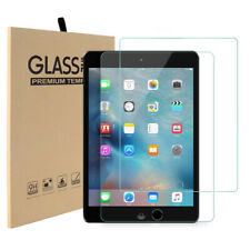 2 Pack Screen Protector for Apple iPad mini 1/2/3 7.9-Inch Tempered Glass Film