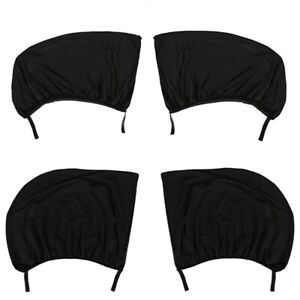 1xCar Side Window Screen Mesh Sun Shade Cover Windshield Visor Front/Rear Covers