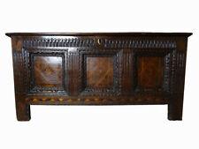 Oak Original Antique Chests
