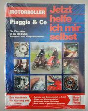 Reparaturanleitung Piaggio Vespa 50 125 200 250 300 350 400 500 Viertakt Roller