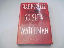 Go Set a Watchman Harper Lee 1st first misprint