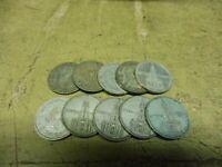 Deutsches Reich , 10 x 2 RM Mark Silber , J.355 , Investment / Anlegerposten