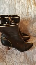 Authentic Louis Vuitton ankle boots