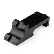 Offset Side Rail Mount 45 Degree Tactical Picatinny Weaver Angle Scope Sight BBU