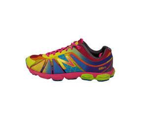 New Balance Rainbow 890 Barringer Running Shoes KJ890PDG Womens Size 6
