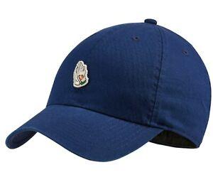 Nike 86 Masters Amen Corner Praying Hands Golf Hat Cap Tiger BQ1305-492 RARE