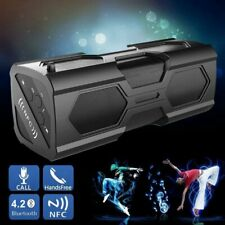 More details for 3600mah portable wireless bluetooth speaker waterproof stereo bass subwoofer nfc