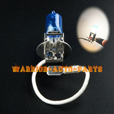 12V 100w Chrysler  Super White Bright Incandescent Fog Light Bulbs Halogen NOS 1