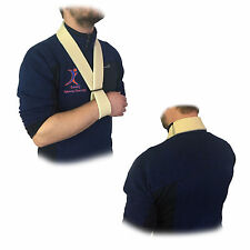 MEDISURE SOFT LINED FOAM FULLY ADJUSTABLE ONE SIZE ARM SHOULDER HAND BRACE SLING