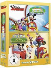 Micky Maus Wunderhaus : Mickys Wunderhaus-Ralley / Die Wunderhaus-Eisenba  - DVD