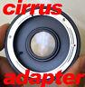 Canon FD FL lens adapter EOS 5D Mark III 7D 650D 600D 60Da Rebel T4i T3i XT T3