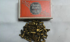 100 ~ 7-9 Chicago Pure Brass Brake Rivets