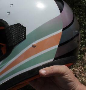 25g Green-Orange Pearl Powder Custom Auto Paint Nail Art Airbrush Spray Gun hok