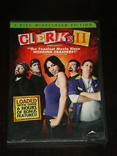 DVD movie, Clerks 2, Rosario dawson, Kevin Smith, Jason Mewes, Two Disc Edition